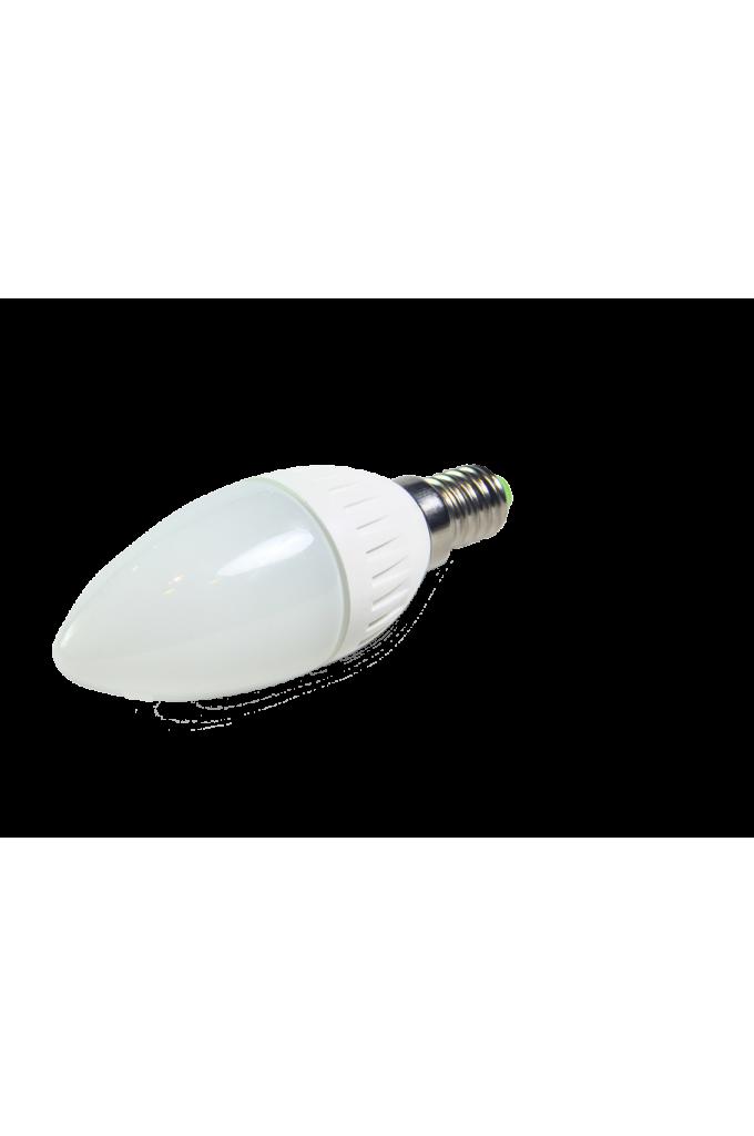 LED Candle Bulb E27, 1.5W